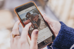 Instagram serves restaurant brand awareness