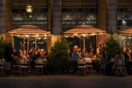 Pilot Restaurant diners